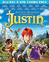 Justin and the Knights of Valor Blu-ray/dvd/digital copy