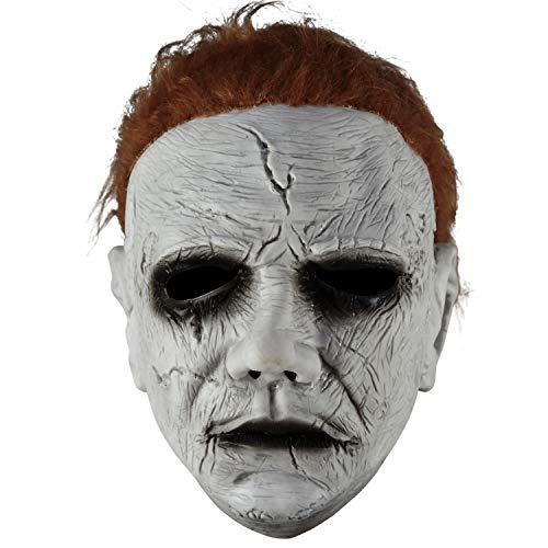 HOMELEX Halloween 2018 Michael Myers Costume Mask (Mask1)