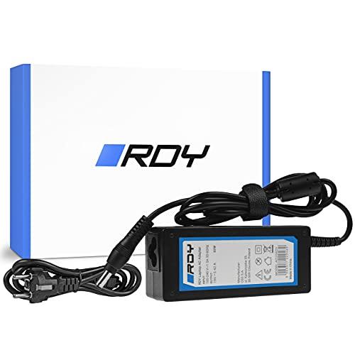 RDY 65W 19V 3.42A Cargador para Portátil ASUS R510C R510L R556L X550C X550L X550V X551C Toshiba Satellite C650 L750 Ordenador Fuente de Alimentación Computadora Portátil Adaptador Connector:5.5x2.5mm