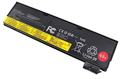 K KYUER 48Wh 68+ Laptop Battery for Lenovo ThinkPad X240 X250 X260 X270 W550 W550s L450 L460 L470 P50s T440 T440s T450 T450s T460 T460p T470p T550 T560 45N1124 45N1125 45N1128 45N1129 45N1130 45N1132