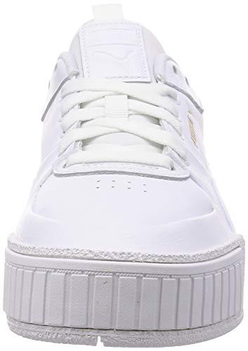 PUMA Cali Wn's, Zapatillas Mujer, White White, 38.5 EU