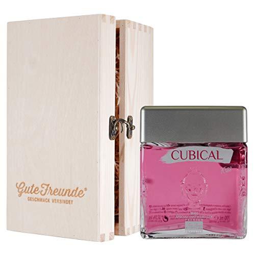 Cubical Kiss W&H Special Distilled Gin mit Geschenk-HK