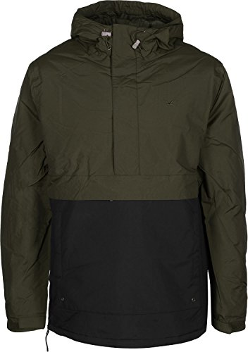 Cleptomanicx Herren Jacken / Winterjacke City olive M