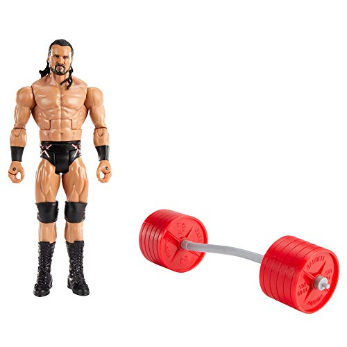 WWE Wrekkin Drew McIntyre Action Figure