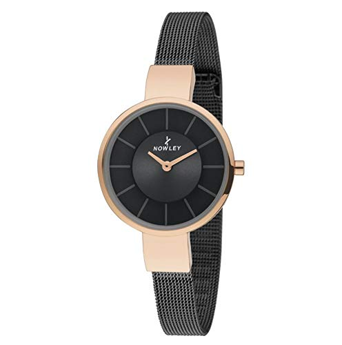 Nowley Reloj Chic Black Gold Pink