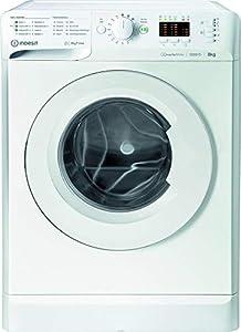 Indesit MTWA 81283 W IT lavatrice Libera installazione Caricamento frontale 8 kg