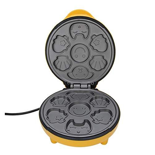 Breakfast Machine Mini Electric Cake Maker Non-stick Bubble Egg Cake Oven Breakfast Waffle Bread Machine