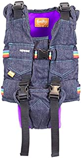 Firefly by Leckey Upsee Mobility Device – Mobility Harness for Children with Motor Impairments - Purple, Extra Small