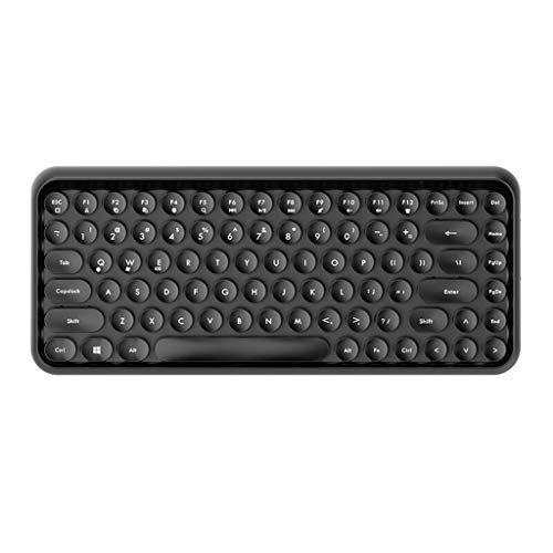 Y-QUARTER Foldable Silicone Keyboard USB Wired Silicon Flexible Roll Up Soft Keyboard for PC Laptop Notebook,Perfect for Game Lovers