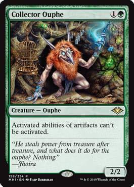 Magic: The Gathering - Collector Ouphe - Modern Horizons
