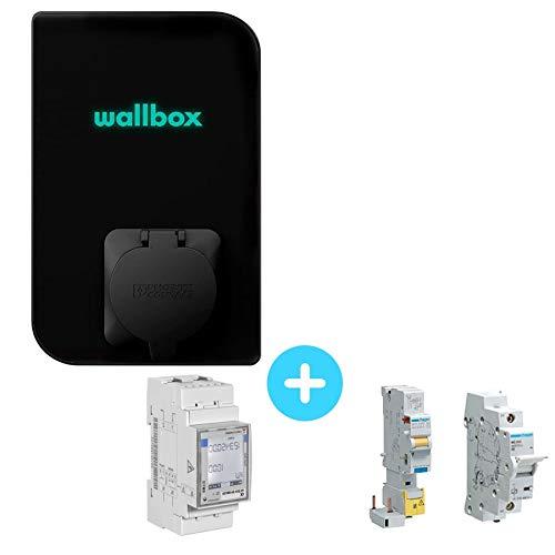 Wallbox - Pack Borne de Recharge Copper - 1,4 à 7,4kW +...
