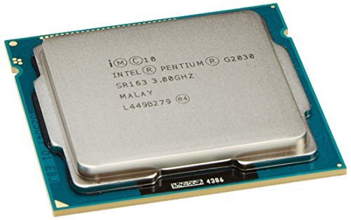 Intel BX80637G2030 Pentium Dual Core G2030 Prozessor (Sockel LGA1155, 3GHz, 3MB Cache, 55 Watt)