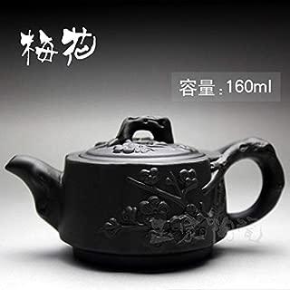 Best Quality - Teapots - Promotion! Real Clay Teapot Yixing Pot 160ml Kung Fu Tea Set Cerac Zisha Porcelain Teapots Kettle Sets - by Vanete - 1 PCs