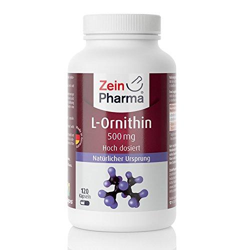Aminoacido L-ornitina