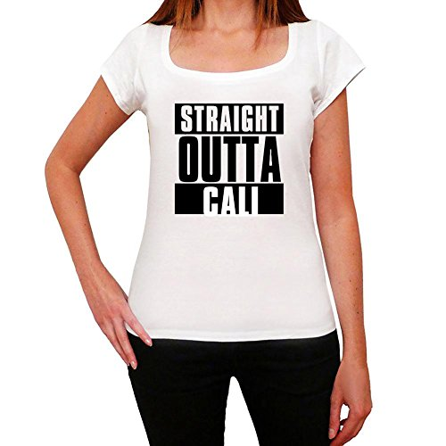 One in the City Straight Outta Cali, Camiseta para Mujer, Straight Outta Camiseta, Camiseta Regalo
