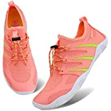 Men Women Barefoot Quick-Dry Water Sports Shoes Multifunctional Sneakers with Drainage Holes for Swim