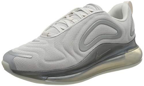 Nike Herren Air Max 720 Laufschuh, Platinum Tint/metallic Silver, 42.5 EU
