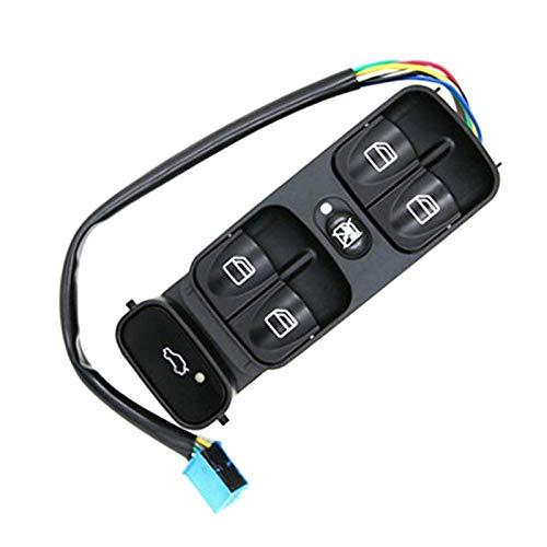 Semoic Schalter für Fensterheber der Leistungssteuerung für Mercedes C-KLASSE W203 C180 C200 C220 2038210679 A2038210679