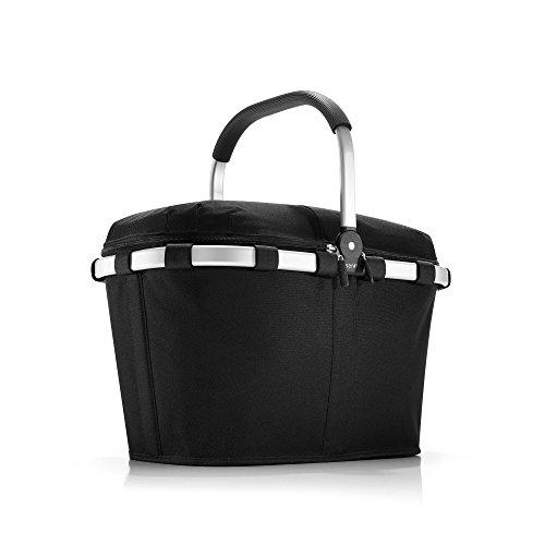 Reisenthel Carrybag, Design Anniversary Dots, schwarz iso