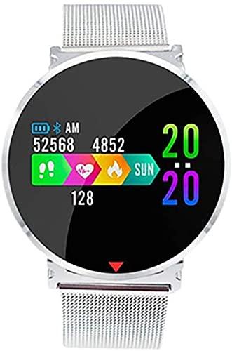 Rastreador de Actividad Pulsera Inteligente Bluetooth Photo Pulsera Curved Screen Step Impermeable Call Reminder Fitness Tracker Watch-B-C