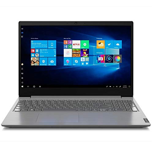 Lenovo V15 ADA 15.6' Full HD Laptop AMD Ryzen 5 3500U, 8GB RAM, 256GB SSD, Windows 10, Iron Grey - 82C70005UK