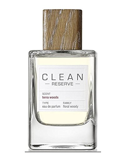 Clean Terra Woods Wasser Parfum-Spray–100ml