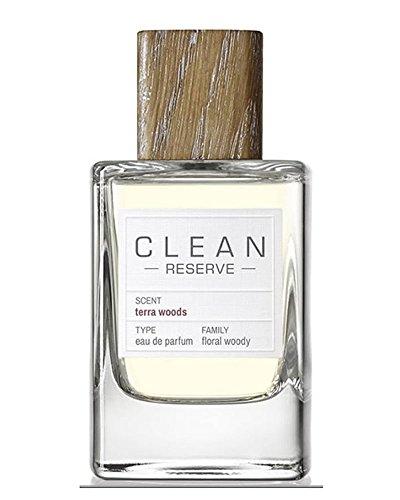 Clean Terra Woods Agua de Perfume Spray - 100 ml