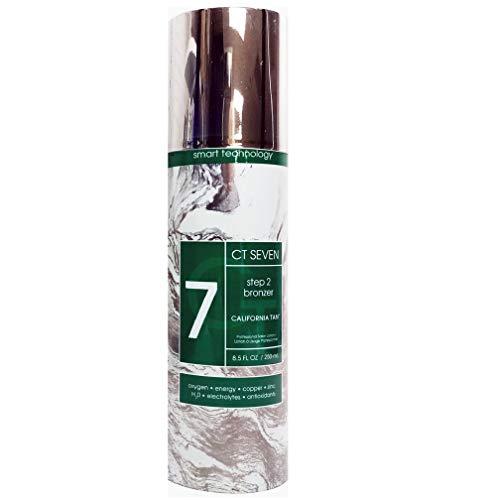 California Tan Seven Step 2 bronzer 8.5 oz