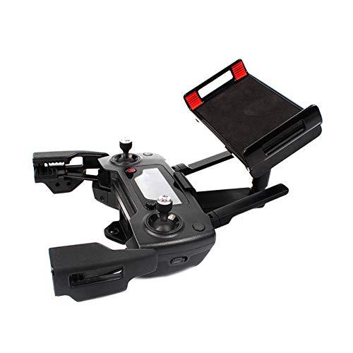 CHENJUAN Mobiel Tablet Holder Extender Bracket Mount For DJI Mavic Pro/Spark Monit Oct23 reserveonderdelen (Color : Black)