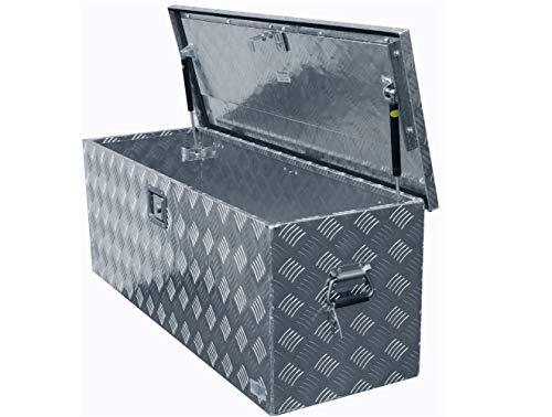 Truckbox D160 Werkzeugkasten, Deichselbox, Transportbox, Alubox, Alukoffer