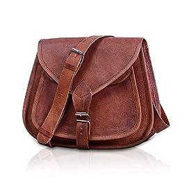 Sacs bandoulière Komal's Passion Leather