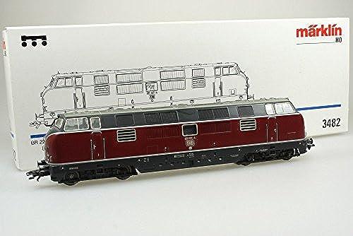 M lin 3482 Diesellok Br. 221 127-4 der DB in Originalverpackung