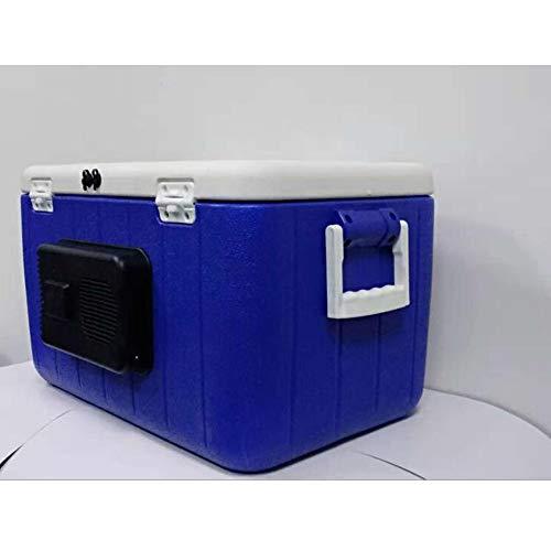 Zonne-isolatie case 12 V zonne-auto koelkast outdoor mobiele opbergbox vissen waterdichte box