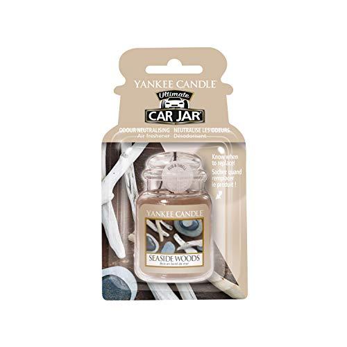"Yankee Candle Car Jar Ultimate Lufterfrischer, ""Seaside Woods"""