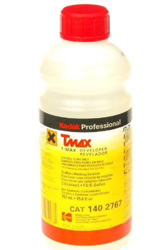 Kodak Kodak T-Max Black & White Film Developer, 1 Liter Bottle