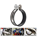 Joyfulstore- Motorcycle Exhaust Pipe Muffler Clamp...