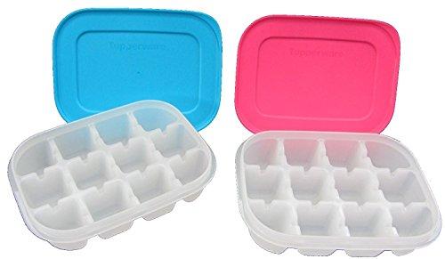 Tupperware 2 x Eiswürfler für je 12 Eiswürfel