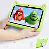 Tablet 7 pollici con WiFi Offert , Tablet PC in Offerta 1.5GHz Quad Core 3GB RAM 32GB ROM /128GB tablet pc 7 pollici per Bambini Android 10 con YouTube Netflix e Wi-Fi Google Play (verde)