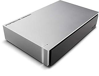 LaCie Porsche Design - Disco duro externo de 8TB (USB 3.0 Type-C, Desktop, 3.5'), gris claro (B00S1LNNFY)   Amazon price tracker / tracking, Amazon price history charts, Amazon price watches, Amazon price drop alerts