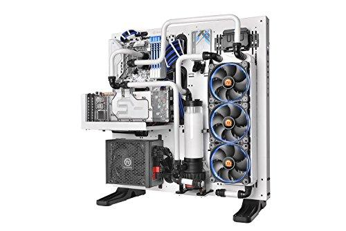 Thermaltake Pacific V-GTX 10 1080/1070 Nickel Full Cover Transparent GPU Water Block, Clear CL-W134-CU00TR-A