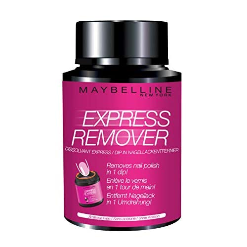 Maybelline Express Remover Pot – 75 ml