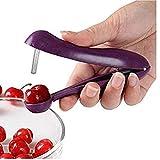 Zonster Acciaio Inossidabile Cherry Pitter Frutta Nucleo di Semi di rimozione Ciliegie Corer Frutta della Cucina Accessori 13x8.4cm