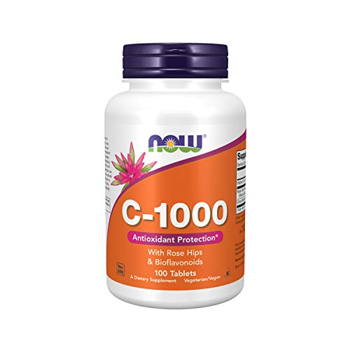 NOW Vitamina C - 100 Tabletas