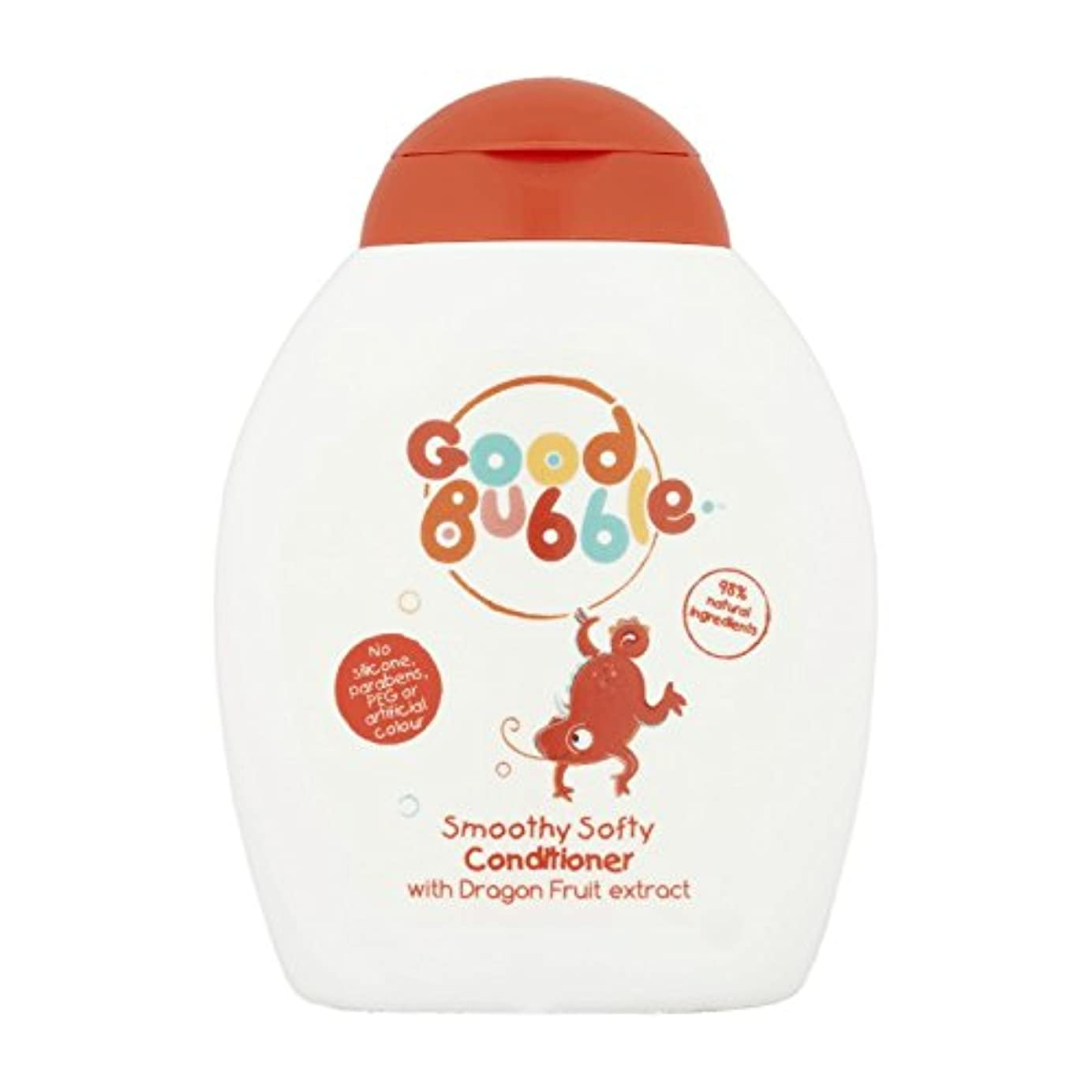 唯一皮肉なおんどりGood Bubble Dragon Fruit Conditioner 250ml (Pack of 6) - 良いバブルドラゴンフルーツコンディショナー250ミリリットル (x6) [並行輸入品]