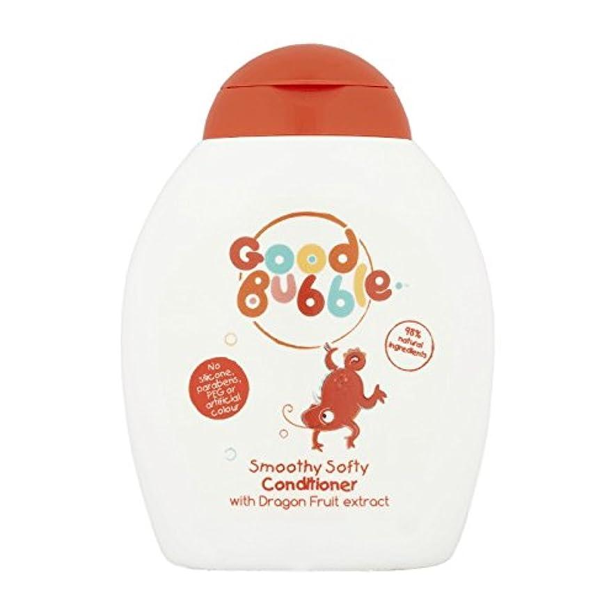 郵便物一緒にジャングルGood Bubble Dragon Fruit Conditioner 250ml (Pack of 6) - 良いバブルドラゴンフルーツコンディショナー250ミリリットル (x6) [並行輸入品]