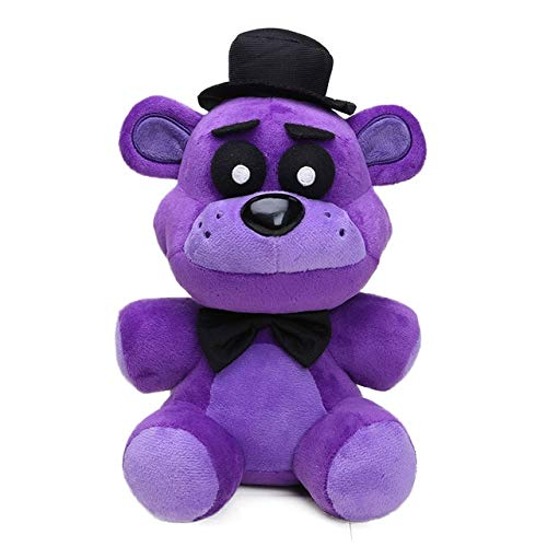 Gifts For Life Adorable FNAF Toy Freddy Plushie Fazbear Toys Five Nights at Freddy's Golden Bear Nightmare Cupcake Foxy Balloon Boy Clown Stuffed Dolls FNAF Plushies Large