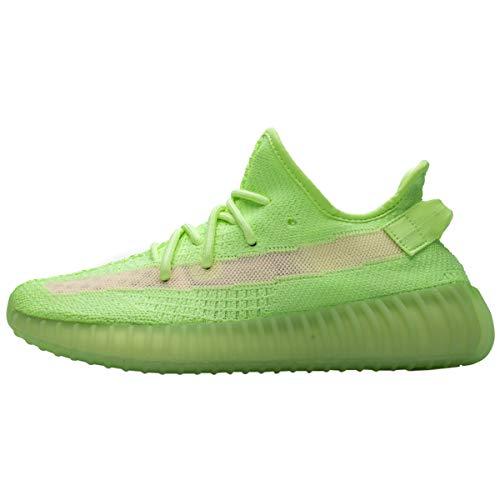 Adidas Yeezy Boost 350 V2 GID - Zapatillas para hombre, Verde (Glow/Glow-glow), 39 EU