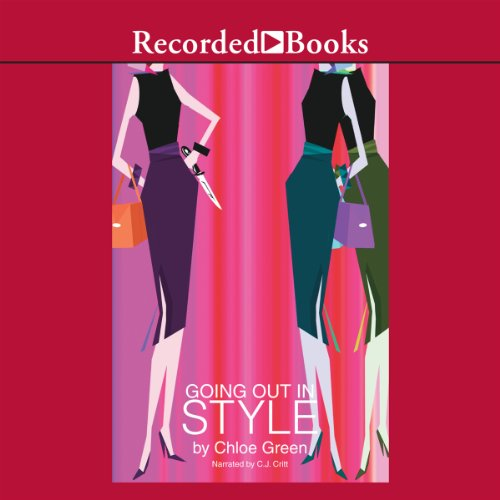 Going Out in Style audiobook cover art
