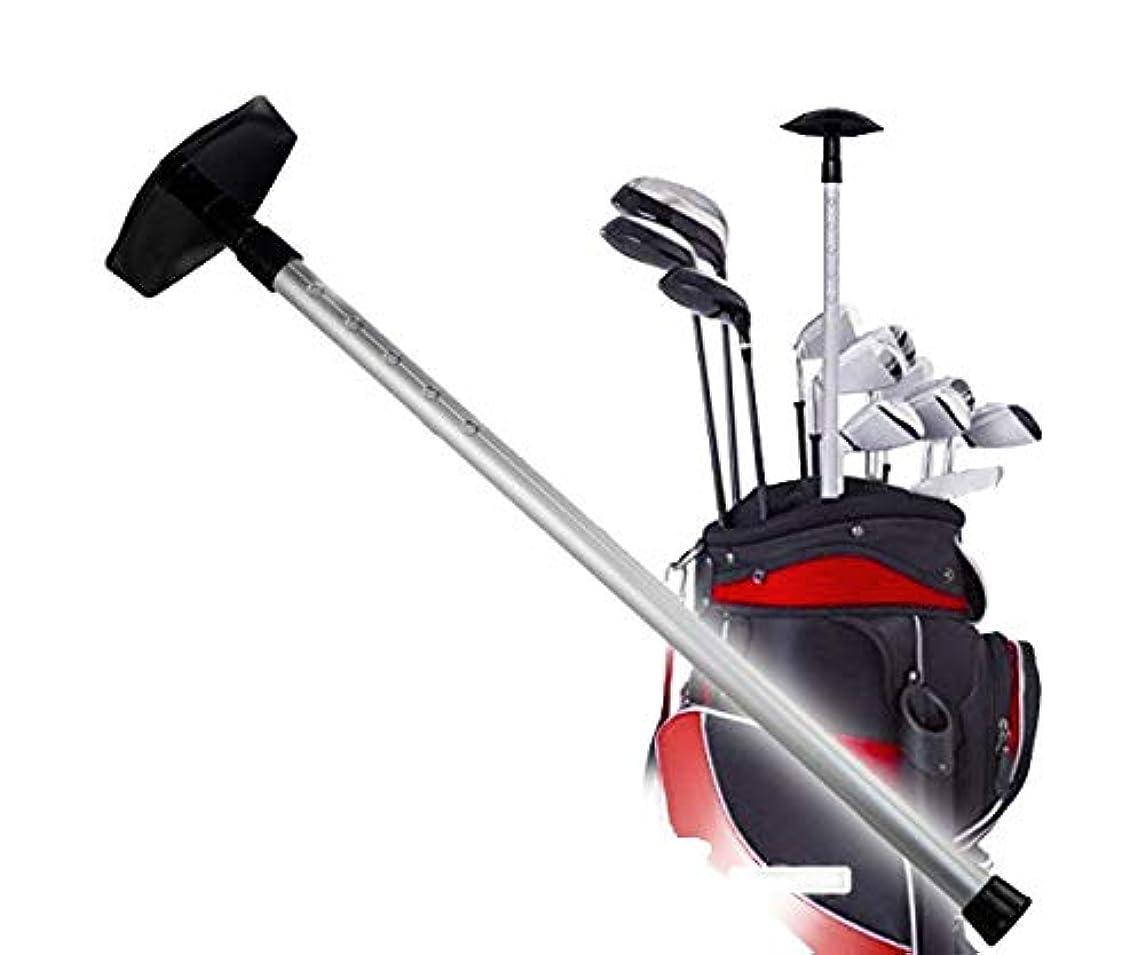 時々時々均等に食用カルペ?ディエム ゴルフクラブガード プロテクター ゴルフクラブ破損防止 スティッフ アーム キャディバッグ トラベルカバー