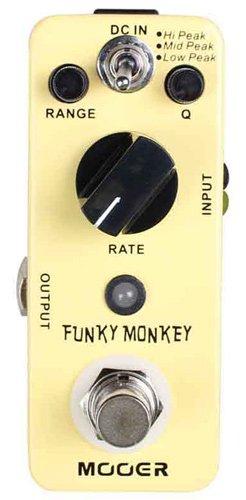 Mooer MFT2 Funky Monkey Auto Wah Guitar Filter Effect Pedal